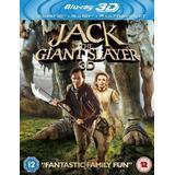 Blu-ray 3D Jack The Giant Slayer [Blu-ray 3D + Blu-ray + UV Copy] [2013] [Region Free]